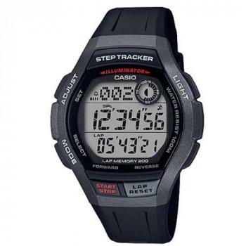 Годинник наручний Casio Sports CsSprtsWS-2000H-1AVEF