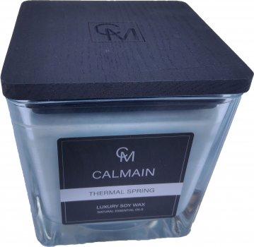 Ароматична свічка Calmain 220 г Термальне джерело (kI6163)