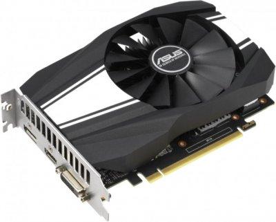Відеокарта Asus GeForce GTX 1660 6GB GDDR5 Phoenix OC (PH-GTX1660-O6G)
