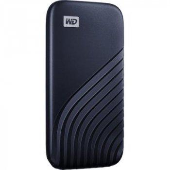 Накопичувач SSD USB 3.2 2TB WD (WDBAGF0020BBL-WESN)
