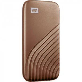 Накопичувач SSD USB 3.2 500GB WD (WDBAGF5000AGD-WESN)