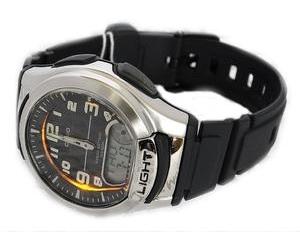 Годинник CASIO AQ-180W-1BVEF