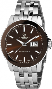 Годинник CHRISTINA 519SBR-Sbrown
