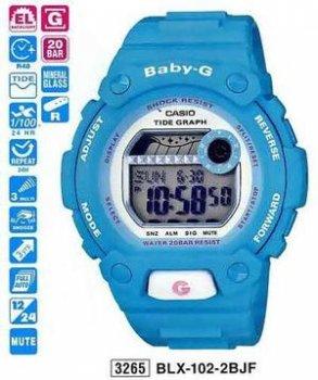 Годинник CASIO BLX-102-2BER