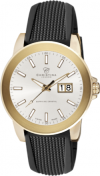 Годинник CHRISTINA 519GS-SIL-Gold