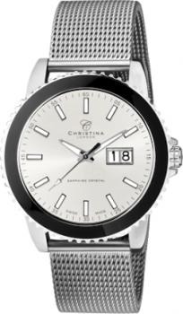 Годинник CHRISTINA 519SS-SM-Sblack
