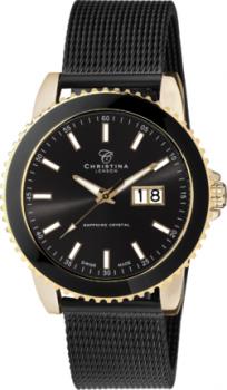 Годинник CHRISTINA 519GBL-BLM-Gblack