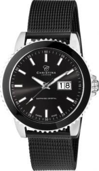 Годинник CHRISTINA 519SBL-BLM-Sblack