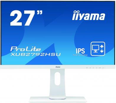"МонІтор iiyama 22"" ProLite B2280WSD-W1"