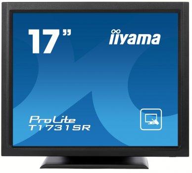 "МонІтор iiyama 17"" ProLite T1731SR-B1"