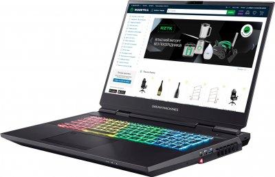 Ноутбук Dream Machines RX2070S-17 (RX2070S-17UA31) Black