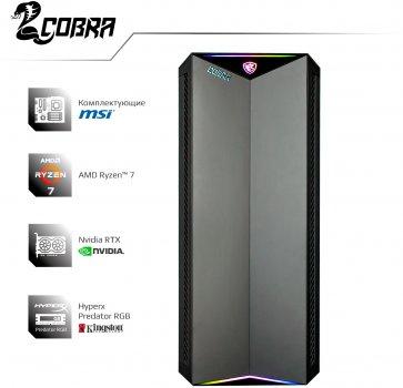 Комп'ютер Cobra Gaming A38X.16.H2S4.37.792