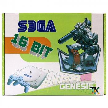 Игровая приставка G101 / поддержка картриджей SEGA