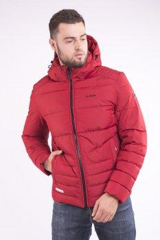 Мужская зимняя куртка Avecs Бордовый (70400-52)