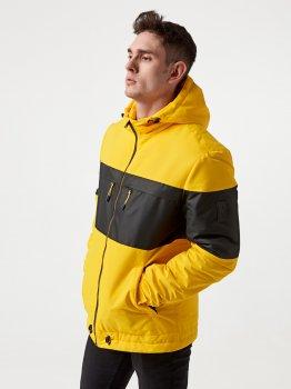 Куртка Riccardo Т41 Желтая