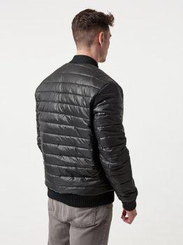 Куртка Riccardo D-04 Чорна