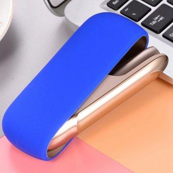 Силіконовий чохол Magic Cover для IQOS 3.0 Blue (10578)