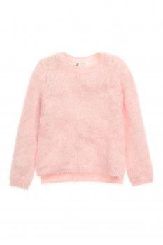 Джемпер H&M 0390014 4 Рожевий