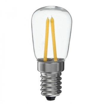 """Лампа світлодіодна 1,5 W T20 E14 120LM 6500K 230V для холодильника """"LEMANSO"""" LM3084"""