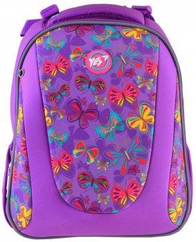 Рюкзак шкільний каркасний Yes H-28 Butterfly Dance для дівчаток 0.95 кг 29х36х20 см 20.5 л (557733)
