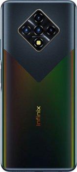 Смартфон Infinix ZERO 8 8/128Gb Black