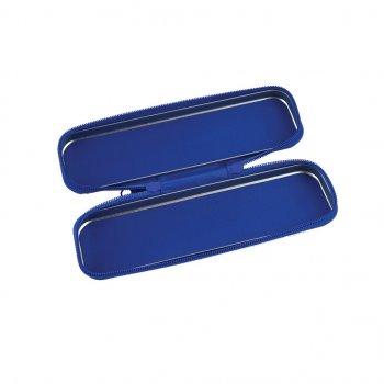 Пенал металевий YES MP-01 Oxford 1 відділення Синій (532264)