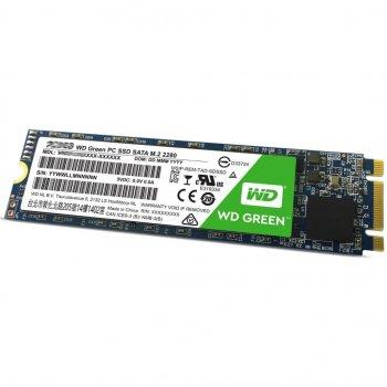 Накопичувач SSD M. 2 2280 480GB WD (WDS480G2G0B)