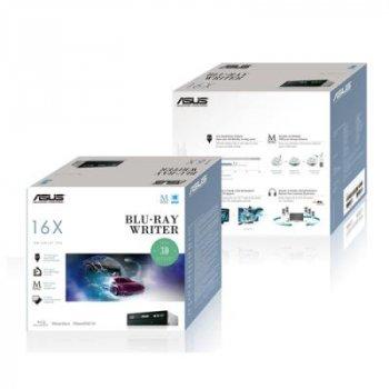 Оптичний привід Blu-Ray/HD-DVD ASUS BW-16D1HT/BLK/B/AS (BW-16D1HT/BLK/G/AS)