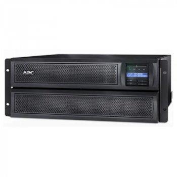 Джерело безперебійного живлення APC Smart-UPS X 3000VA Rack/Tower LCD (SMX3000HV)