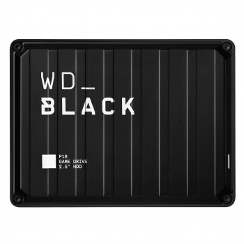 """Накопичувач зовнішній HDD ext 2.5"""" USB 4TB WD P10 Game Drive (WDBA3A0040BBK-WESN)"""