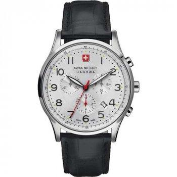 Годинники наручні Swiss Military-Hanowa SwssMltry-Hnw06-4187.04.001