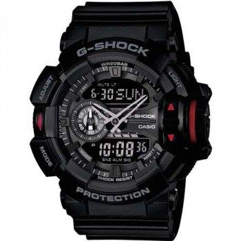 Годинник наручний Casio G-Shock CsG-ShckGA-400-1BER