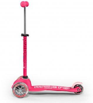 Самокат Micro Mini Deluxe Pink (MMD003)