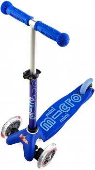 Самокат Micro Mini Deluxe Blue (MMD006)