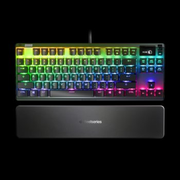 Клавиатура SteelSeries Apex 7 TKL Red Switches (64646)