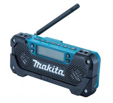 Радиоприемник аккумуляторный Makita DEAMR052 (без аккумулятора и ЗУ)
