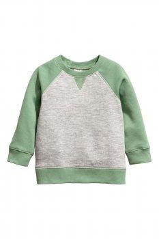 Свитшот H&M Серый (НМ110772)