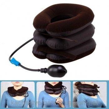 Воротник лечебный ортопедический Tractors For Cervical Spine DL массажер для шеи