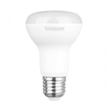 Лампа світлодіодна Vestum LED R63 8W 4100K 220V E27