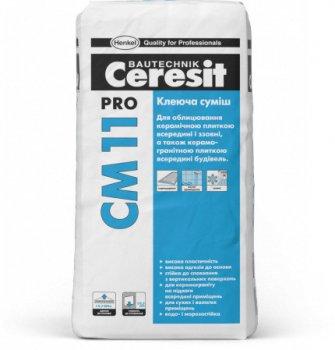 Клей для плитки Ceresit CM 11 Ceramic 25кг