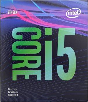 Процесор Intel Core i5-9400F BX80684I59400F (s1151, 2.9 GHz) Box (6470862)