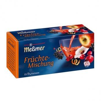 Фруктовый чай Мессмер ( Meßmer - Messmer ) фруктовый микс 25 пакетиков