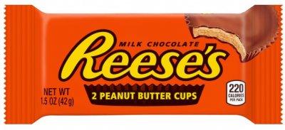 Арахисовая паста в шоколаде Reese's 2 Cups 42 г (34000702329)