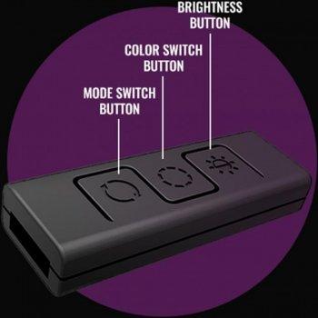 Кулер процесорний CoolerMaster Hyper H410R (RR-H410-20PC-R1), Intel: 1151/1150/1155/1156/775, AMD: AM4/AM3+/AM3/AM2+/AM2/FM2+/FM2/FM1, 92х92х25мм, 4-pin