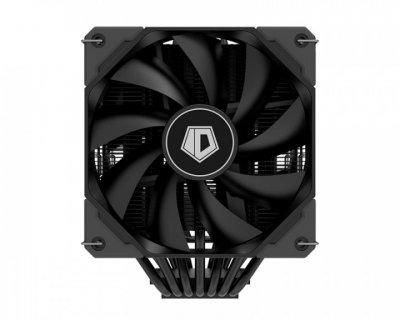 Кулер процессорный ID-Cooling SE-207-XT Black, Intel: 2066/2011/1200/1151/1150/1155/1156, AMD: AM4, 157х144х122 мм, 4-pin PWM