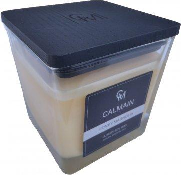 Ароматична свічка Calmain 430 г Медова магнолія (kI6330)