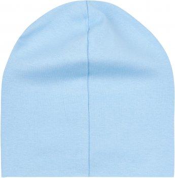 Демисезонная шапка ЛяЛя 13Т05 (2-56) 49 см Голубой (131405256491)