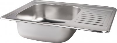 Кухонная мойка Lidz 6950 Decor 0.8 мм (LIDZ6950DEC08)