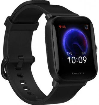 Смарт-годинник Amazfit Bip U Pro Black (727754)