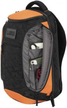 "Рюкзак для ноутбука UAG Camo Backpack 15"" Orange Midnight Camo (981830119761)"